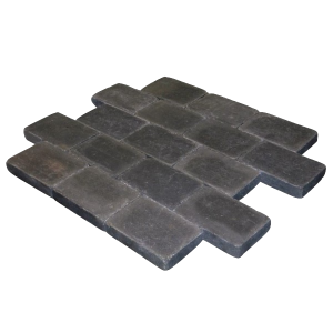 Aktiepallet-Getrommelde-Abdijklinkers-30x20x6-Brilliant-Black-a-1008-m2-directtuinshop