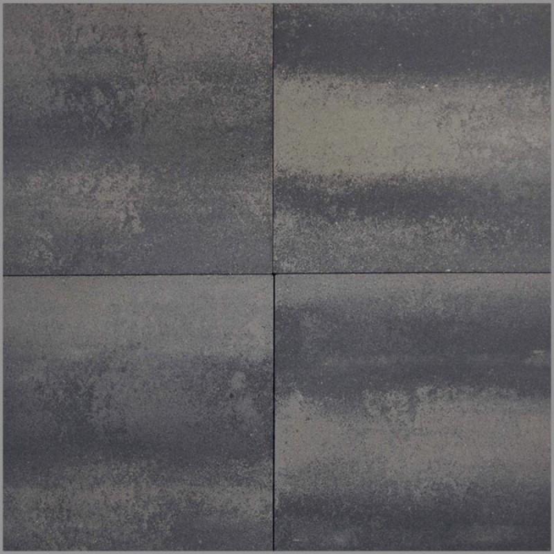 MBI Terra Tops Grijs/Zwart 60x60x4,7 cm