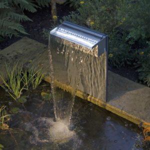 Watervallen-RVS-Niagara-30-cm-LED2