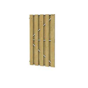 tuinpoort-Deur-Verticaal-Stalen-Deurframe-100-x-180-cm-directtuinshop