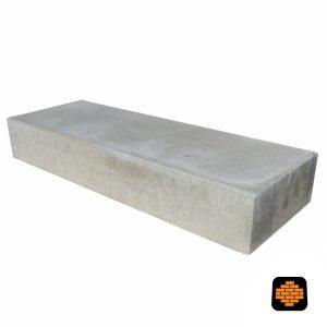 Laag-a-3-st-Traptrede-Volbeton-100x35x15-Grey