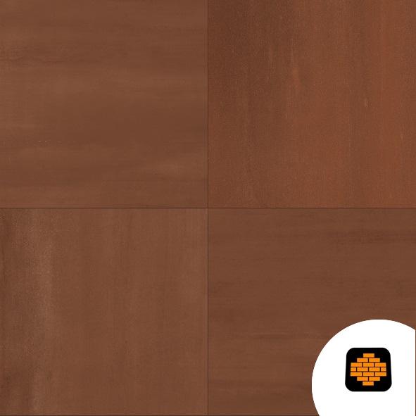 Geo-Ceramica-60x60x4-Metallica-Cortenato