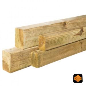 Gewolmaniseerde-Palen-6,8x6,8x180-cm-directtuinshop