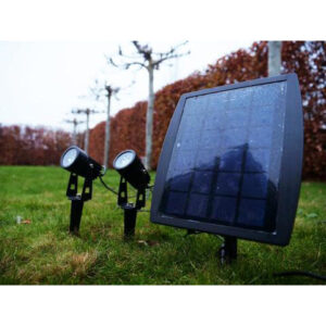 dubbele-spot-solar-2w-IP65-zwart-directtuinshop-3