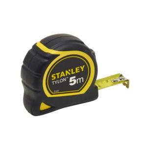 Stanley-rolmaat-5-meter-geel-zwart